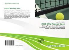 2008 ECM Prague Open kitap kapağı