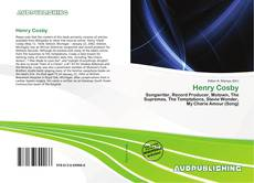 Henry Cosby kitap kapağı