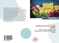 Buchcover von Al-Mansur Ali bin Salah ad-Din