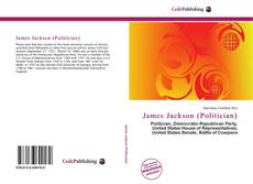 Bookcover of James Jackson (Politician)