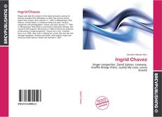 Bookcover of Ingrid Chavez