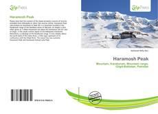 Copertina di Haramosh Peak