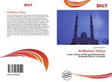 Al-Mansur Yahya kitap kapağı