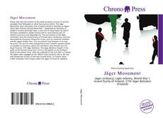 Bookcover of Jäger Movement