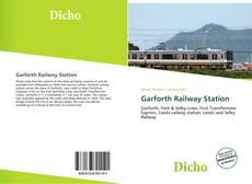 Bookcover of Garforth Railway Station