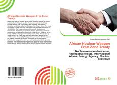 Bookcover of African Nuclear Weapon Free Zone Treaty