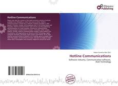 Couverture de Hotline Communications