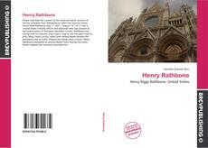 Copertina di Henry Rathbone