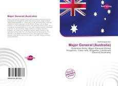 Couverture de Major General (Australia)