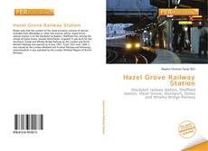 Bookcover of Hazel Grove Railway Station