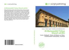 Couverture de Al-Mutawakkil Yahya Sharaf ad-Din