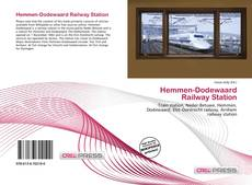 Bookcover of Hemmen-Dodewaard Railway Station