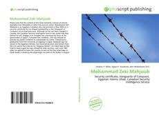 Bookcover of Mohammad Zeki Mahjoub
