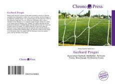 Bookcover of Gerhard Progni