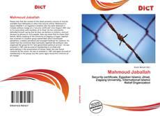 Bookcover of Mahmoud Jaballah
