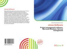 Jonas Software kitap kapağı