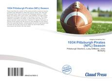 Bookcover of 1934 Pittsburgh Pirates (NFL) Season