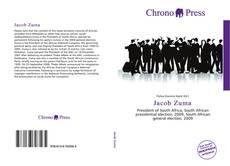 Bookcover of Jacob Zuma