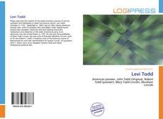 Levi Todd的封面