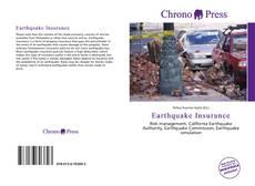 Borítókép a  Earthquake Insurance - hoz