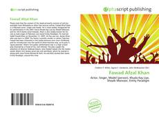 Bookcover of Fawad Afzal Khan