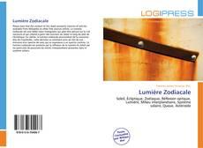 Couverture de Lumière Zodiacale