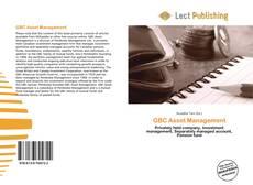 Bookcover of GBC Asset Management