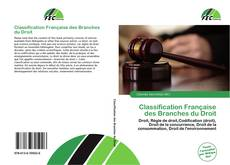Bookcover of Classification Française des Branches du Droit
