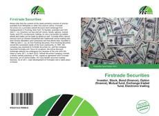 Buchcover von Firstrade Securities