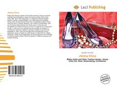 Bookcover of Jimmy Choo