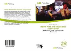 Bookcover of Home Arts and Industries Association