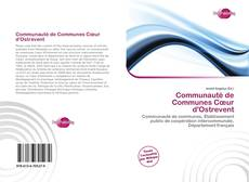 Bookcover of Communauté de Communes Cœur d'Ostrevent