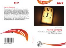 Bookcover of Harold Camping