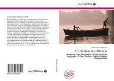 Bookcover of Christian worldview