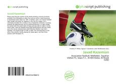 Bookcover of Javad Kazemian