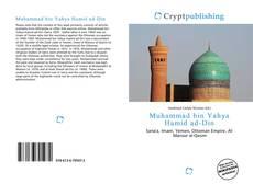 Bookcover of Muhammad bin Yahya Hamid ad-Din