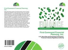 Couverture de First Command Financial Planning, Inc.