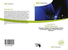 Katia Sycara的封面