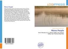 Copertina di Mono People