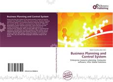 Business Planning and Control System kitap kapağı