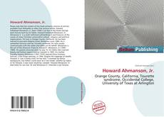 Capa do livro de Howard Ahmanson, Jr.