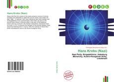 Borítókép a  Hans Krebs (Nazi) - hoz