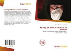 Bookcover of Killing of British tourists in Yemen