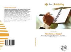 Portada del libro de Abdulaziz Al-Saqqaf