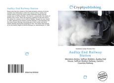 Audley End Railway Station kitap kapağı