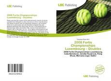 Borítókép a  2008 Fortis Championships Luxembourg – Doubles - hoz