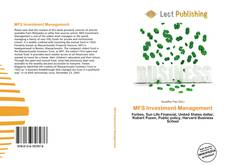 Bookcover of MFS Investment Management