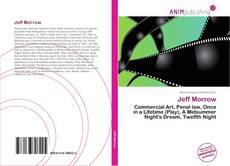 Buchcover von Jeff Morrow