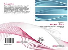 Buchcover von Mac App Store