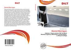 Bookcover of Daniel Berrigan